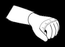 gloveSizeMeasure